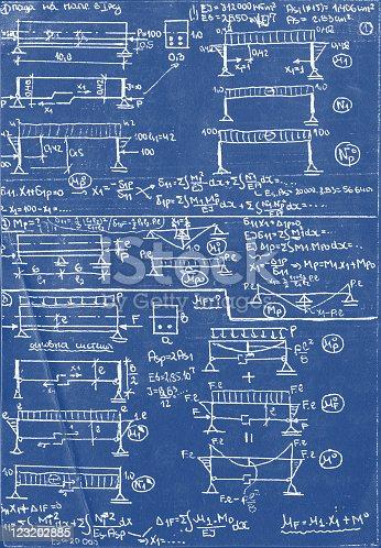 istock Blueprints part I 123202885
