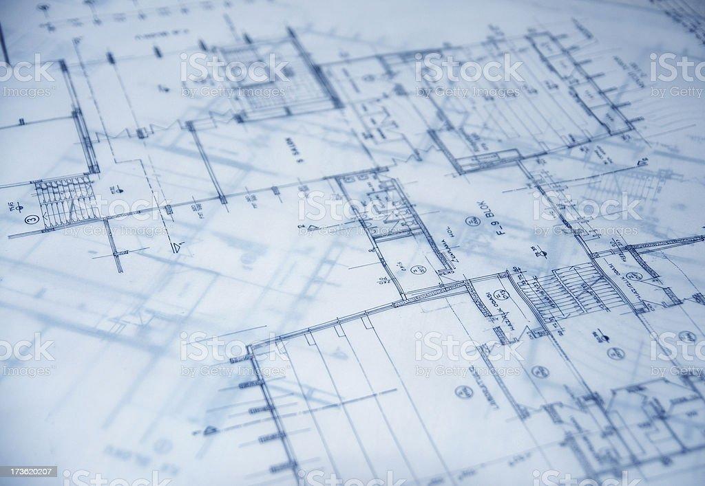 Blueprints foto