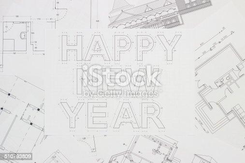 istock 2015 Blueprints 510793809