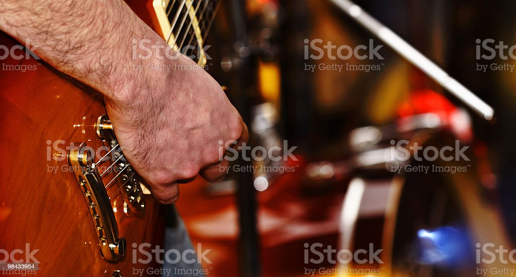 Blues royalty-free stock photo