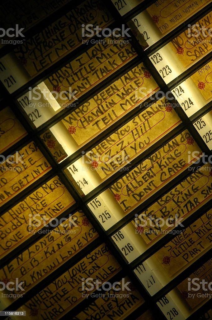 BluesBox royalty-free stock photo