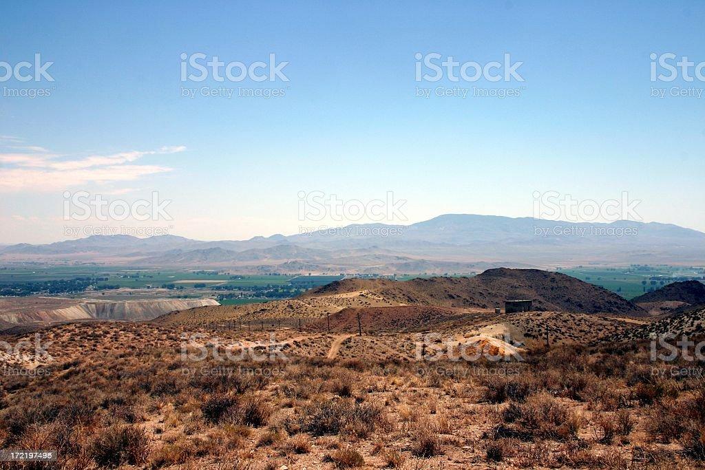 Bluestone-Mason Valley royalty-free stock photo