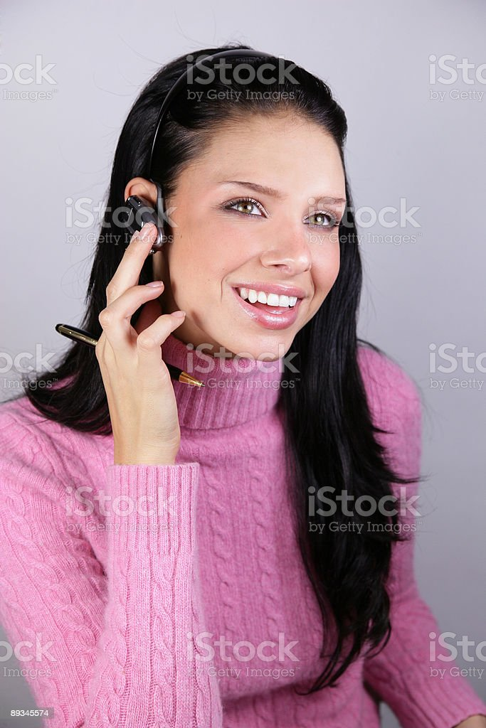 Bluetooth royalty-free stock photo
