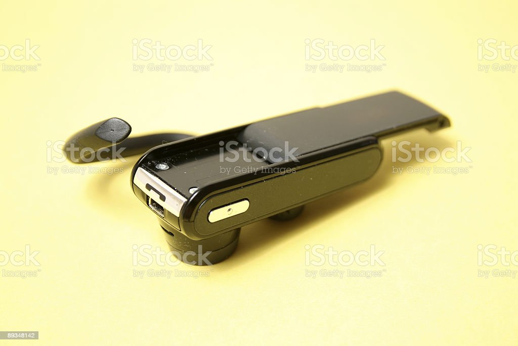 Bluetooth royalty-free stock photo