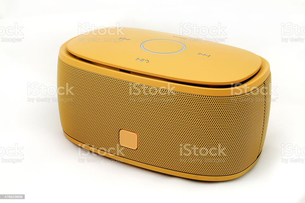 Altavoz Bluetooth - foto de stock
