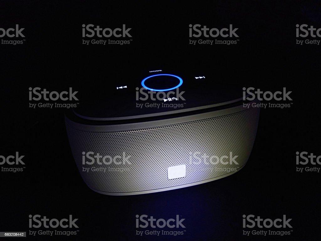 Bluetooth Speaker Lizenzfreies stock-foto