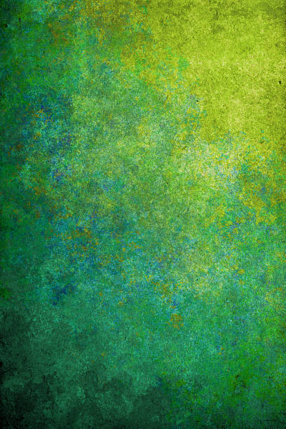 blue-yellow grunge texture - st patricks day background stock photos and pictures