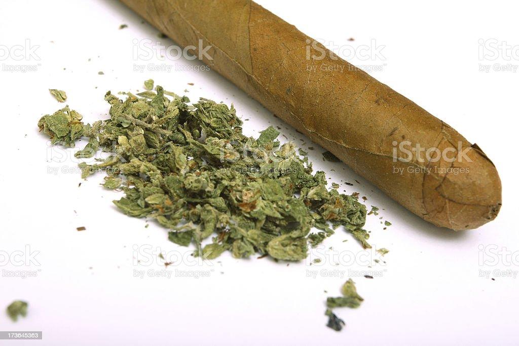 blunt stock photo