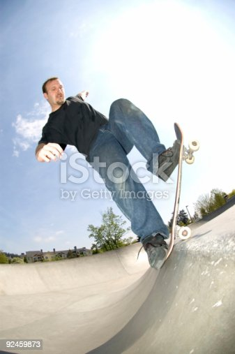 139895377 istock photo Blunt Stall on Ledge 92459873