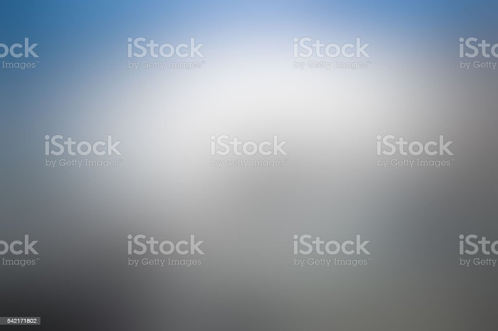 Blur blue background stock photo