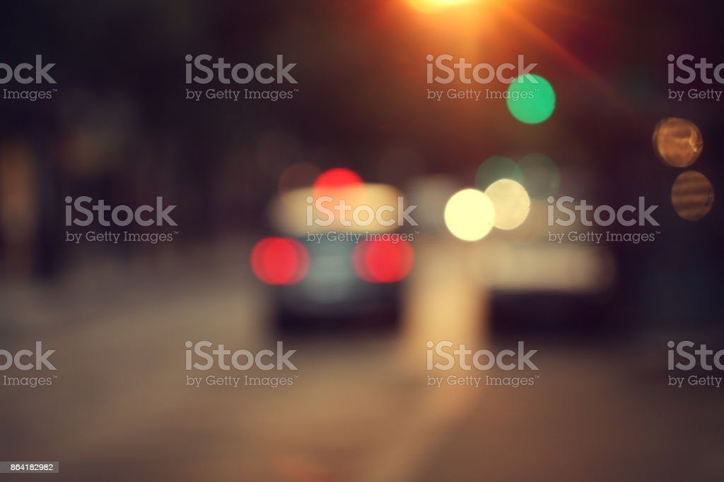 blur city sunrise abstract background royalty-free stock photo