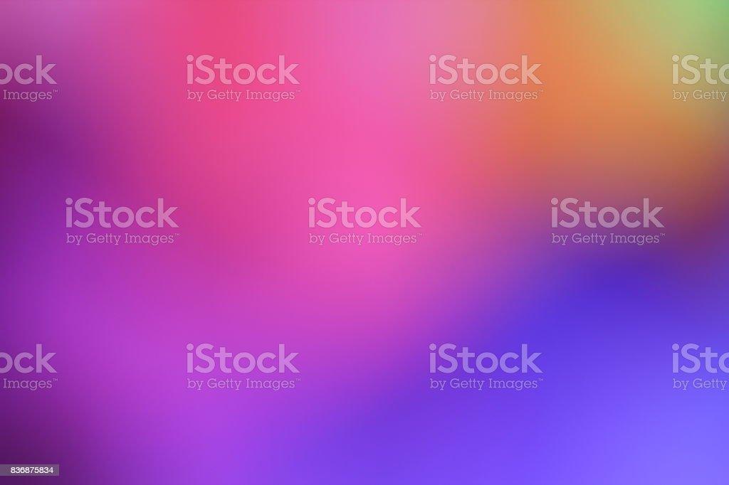 flou fond Abstrait couleurs - Photo de Abstrait libre de droits