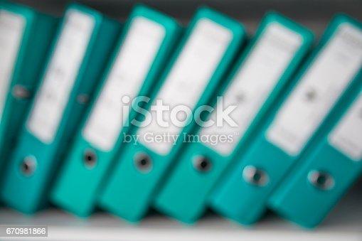 istock Blur file folder 670981866