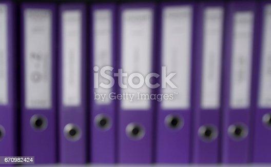istock Blur file folder 670982424