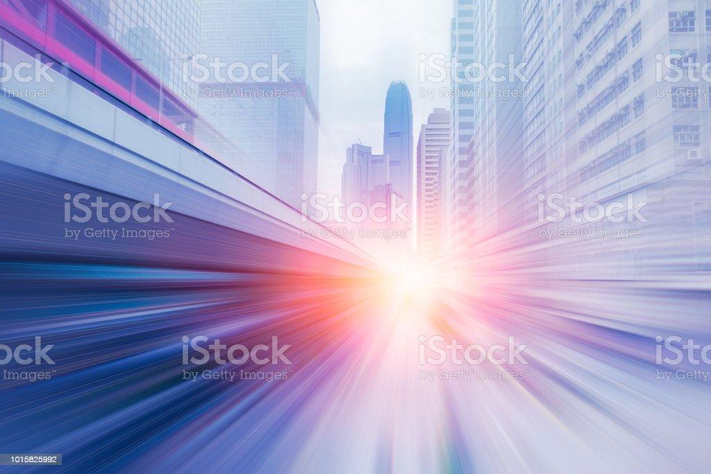 用大資本辦公大樓背景模糊高速業務發展圖像檔
