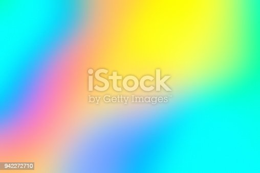 1033842896 istock photo Blur holographic neon background 942272710