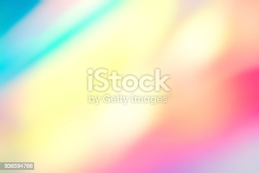1033842896 istock photo Blur holographic neon foil background 936594766