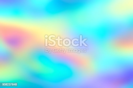 1033842896 istock photo Blur holographic neon foil background 938237648
