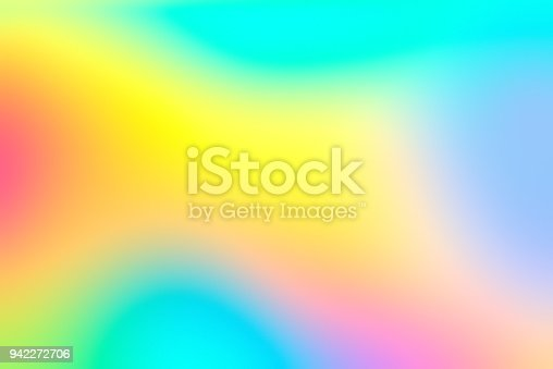 1033842896 istock photo Blur holographic neon foil background 942272706