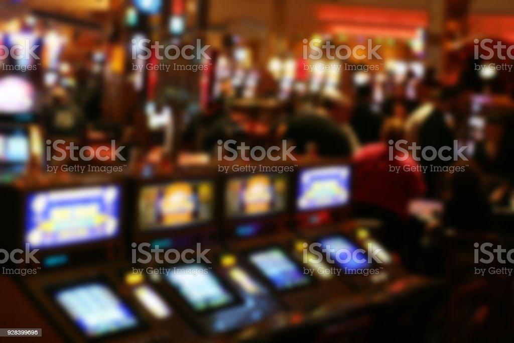 Hotelcasino in Las Vegas zu verwischen – Foto