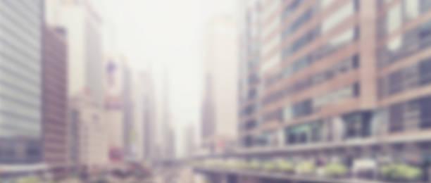 blur letterbox city stock photo