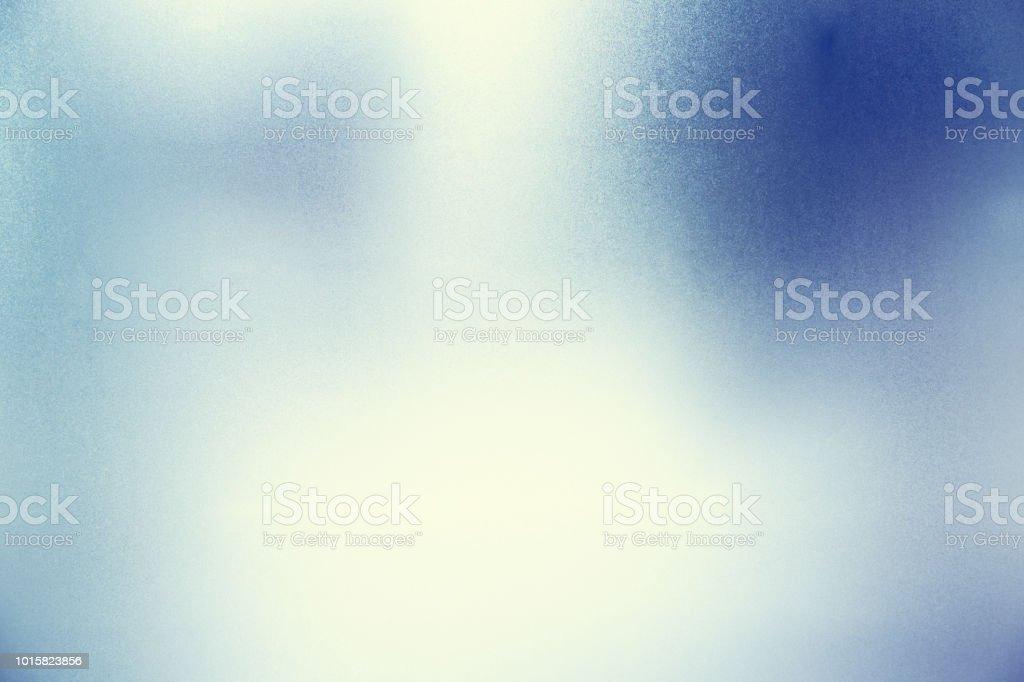 模糊淺色透明玻璃背景的抽象色彩坡形藍色圖像檔