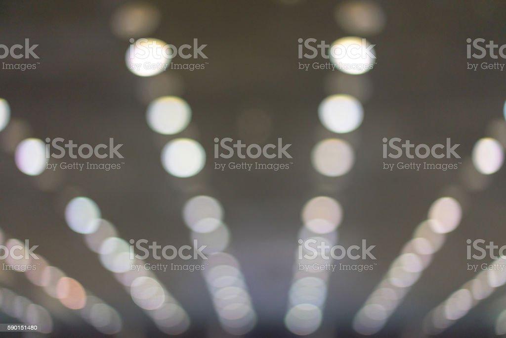Meetingraum mit Unschärfe bokeh-Hintergrund – Foto