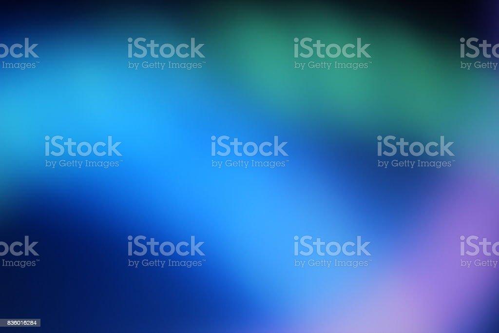 borrão de luzes - foto de acervo