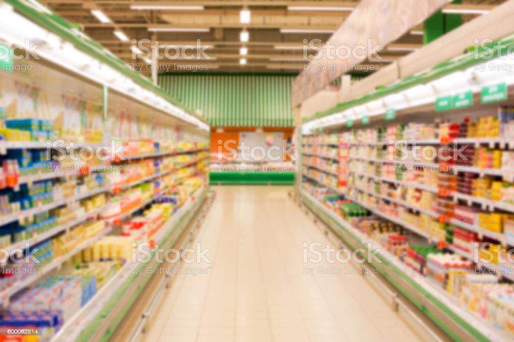 Blur Regal in department store – Foto