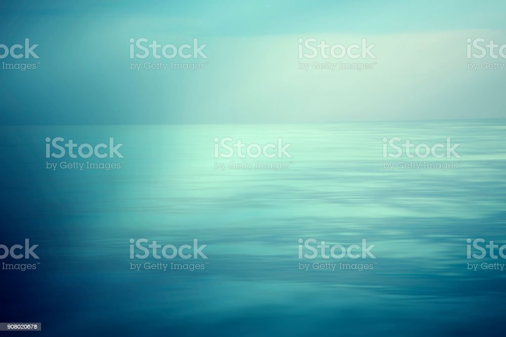 Blur water background stock photo