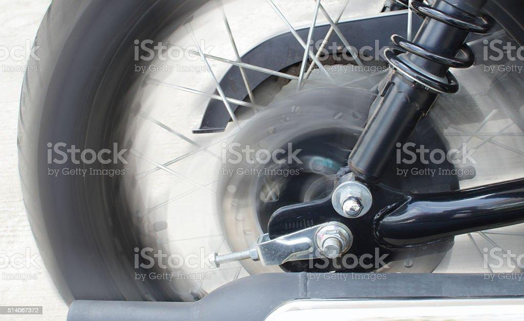 blur wheel backgrounds stock photo