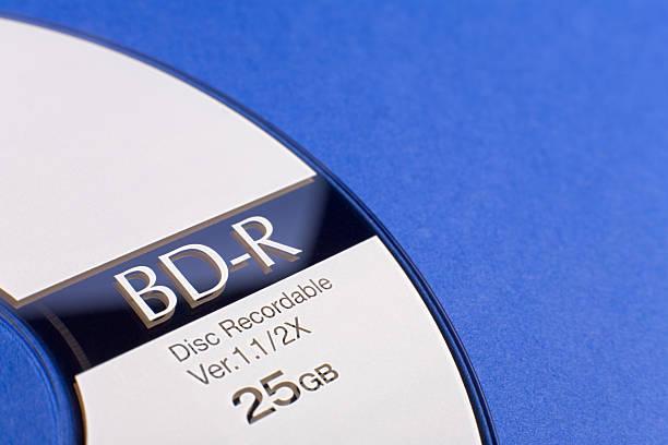 blu-ray détail - blu ray disc photos et images de collection