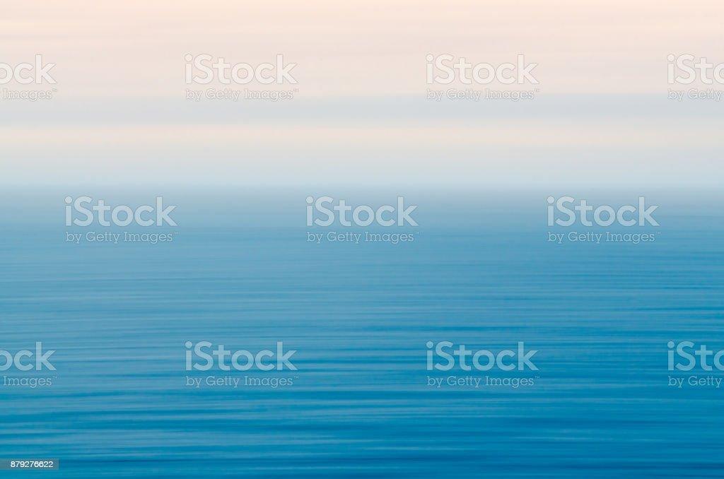 blured sea stock photo