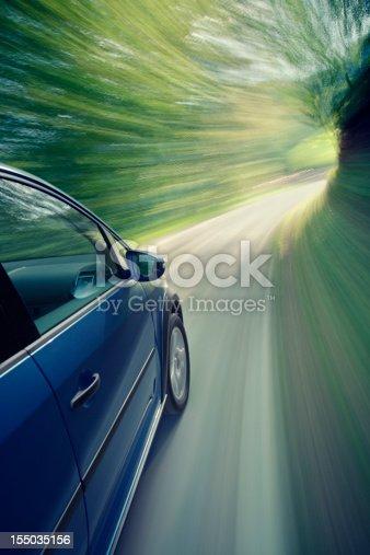 157590217 istock photo blureed motion car 155035156