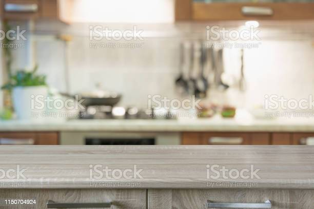 Blurred abstract background modern kitchen with tabletop and space picture id1150704924?b=1&k=6&m=1150704924&s=612x612&h=fu6fubxa92 5lxmsjr isznmxb xg7uhnw7laxu6sas=