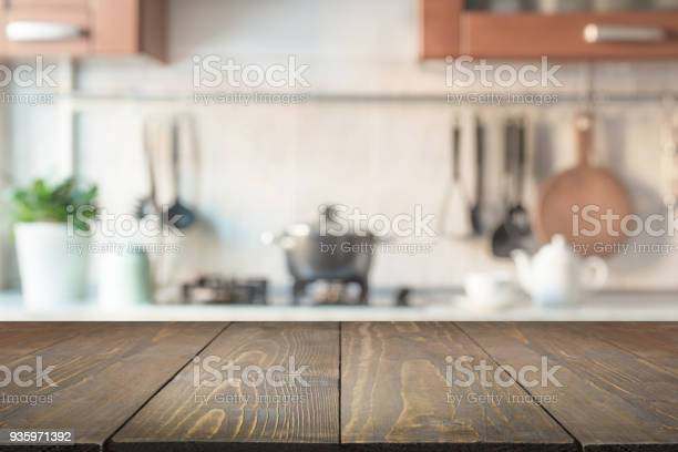 Blurred abstract background modern kitchen with tabletop and space picture id935971392?b=1&k=6&m=935971392&s=612x612&h=t6xmrzyazlxgupvp2wrbvy r84jlujsirm9dgkufzps=