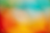 Colourful Easter themed abstract background