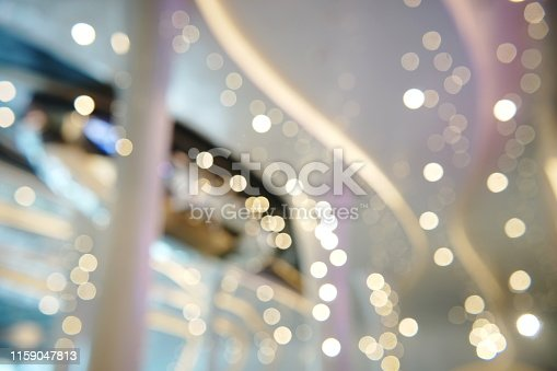924418868 istock photo Blurred abstract grey glass wall building background 1159047813
