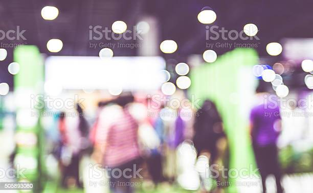 Blurred background crowd of people in expo fair with bokeh picture id505893080?b=1&k=6&m=505893080&s=612x612&h=fol6jljx3aqixitrms2w1hpfj1dilxasgx7t iugrbe=