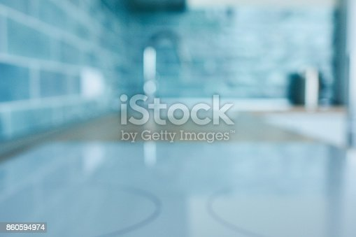 607472174 istock photo Blurred background on kitchen countertop 860594974