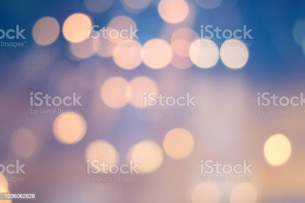 Photo of blurred beautiful natural pastel background lens ray flare flash light with double exposure of bokeh light