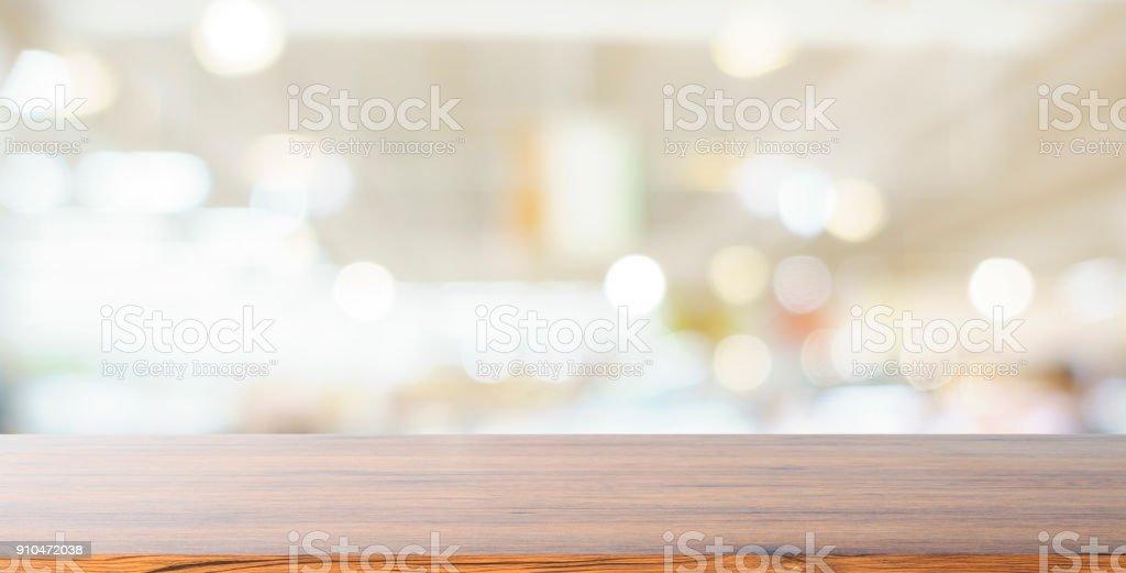 im Supermarkt leicht unscharfen bokeh – Foto