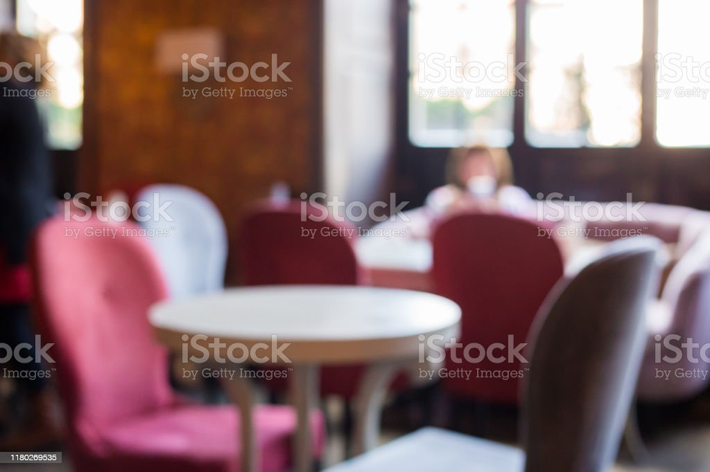 Blurred Cafe Background Coffee Shop Blur Background With Bokeh Workspace For Backgrounds Ideas Stock Photo Download Image Now Istock