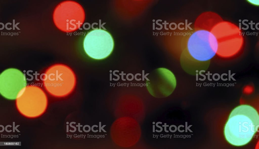 Blurred colored light background royalty-free stock photo