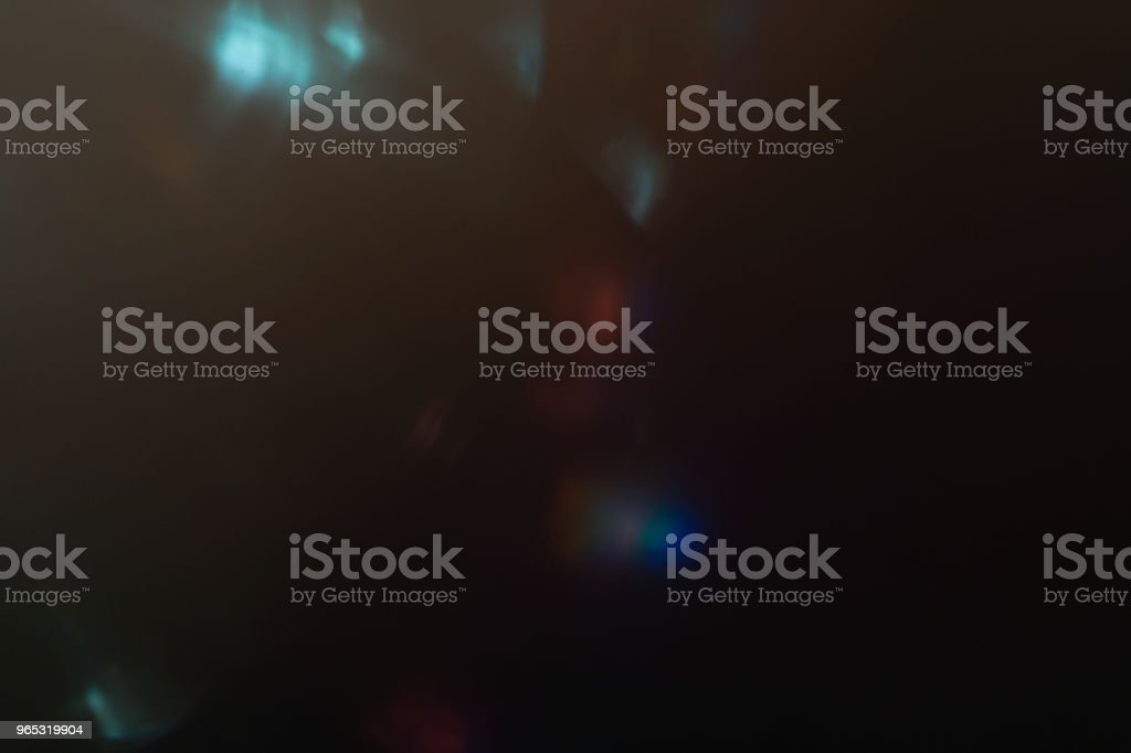 blurred defocused bright light lens flare shiny stock photo