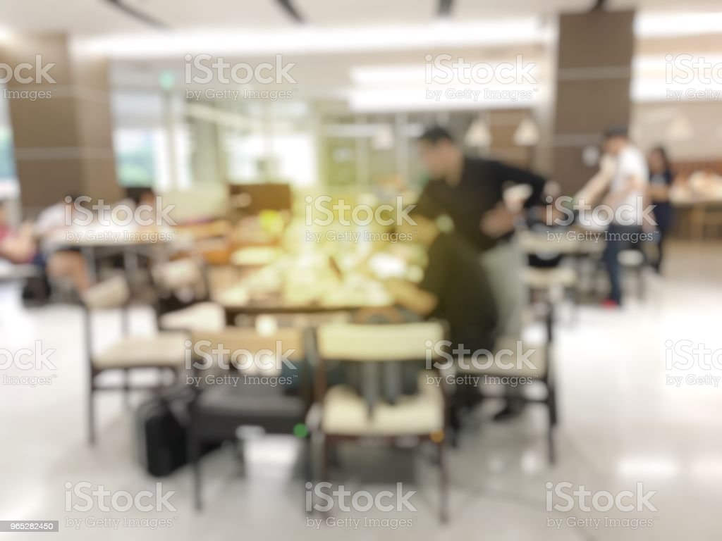 blurred image of Teamwork process. education and business people working with new startup project in meeting room at the office,  Employee brainstorm zbiór zdjęć royalty-free