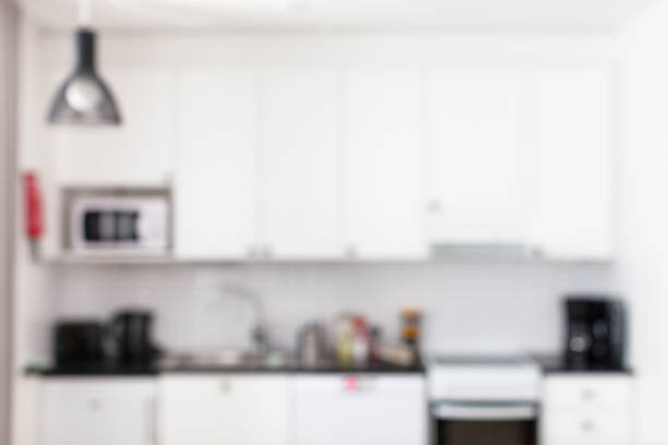 Verschwommene Küche – Foto