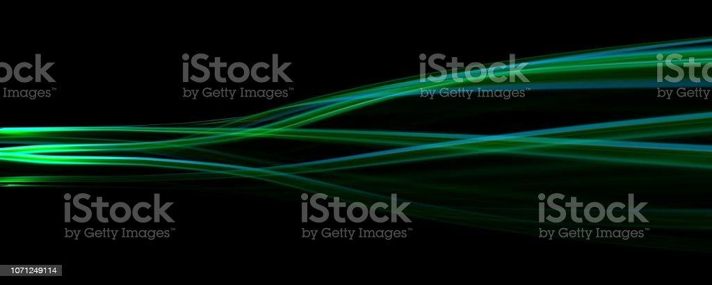 Flou de mouvement abstrait - Photo
