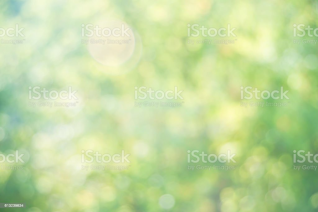 Blurred natural background stock photo