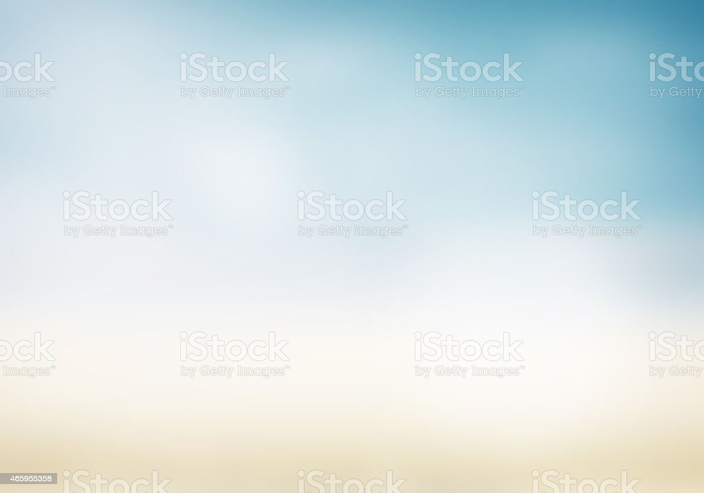 Blurred nature background stock photo